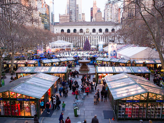 Christmas Market New York City.New York City Holiday Guide Hello Hughes